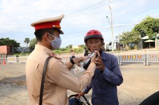 Hơn 1.200 trường hợp vi phạm giao thông trong 1 tuần
