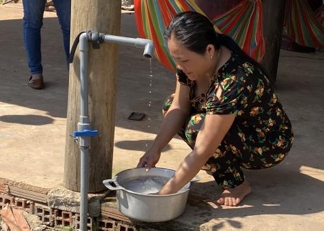Nước sạch nông thôn – ngày càng phải bảo đảm chất lượng cung cấp
