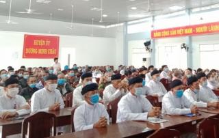 Huyện Dương Minh Châu: Triển khai thực hiện Nghị quyết Đại hội đại biểu Đảng bộ tỉnh khóa XI
