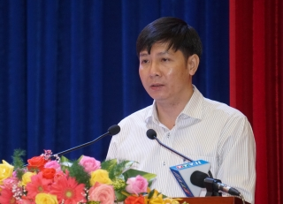 """Tỉnh ủy Tây Ninh:  Thực hiện nhiệm vụ năm 2021 với tinh thần """"Chủ trương 1, biện pháp 10, quyết tâm phải 20"""""""