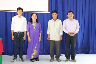 Ra mắt Hợp tác xã nông nghiệp ứng dụng công nghệ cao Gò Dầu