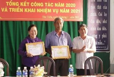 Huyện Tân Châu: Hiện còn 1.107 nạn nhân bị nhiễm chất độc da cam/dioxin