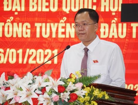Đoàn Đại biểu Quốc hội tỉnh tổng kết hoạt động nhiệm kỳ 2016-2021