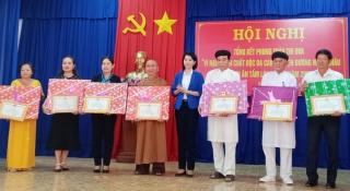 Huyện Dương Minh Châu: Tri ân những tấm lòng vàng