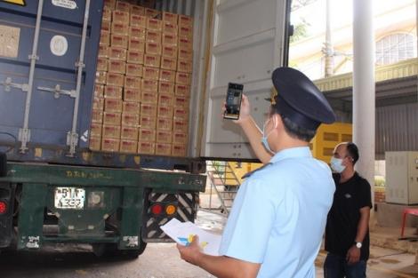 Bảo đảm an toàn thực phẩm, phòng, chống buôn lậu, gian lận thương mại và hàng giả