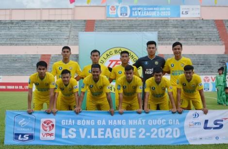 CLB bóng đá Tây Ninh rút khỏi giải hạng Nhất ?!