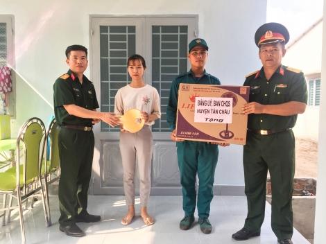 Viettel Tây Ninh: Duy trì hoạt động an sinh xã hội trên địa bàn tỉnh