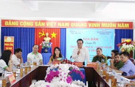Năm 2020: TAND TP.Tây Ninh giải quyết hơn 1.600 vụ, việc