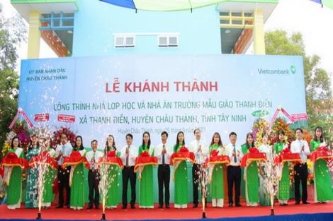 Vietcombank Chi nhánh Tây Ninh thông báo