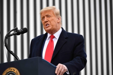 Ông Trump ca ngợi những thành tựu trong bài diễn văn cuối cùng