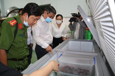 Sở Công Thương: Ra quân kiểm tra VSATTP dịp Tết Nguyên đán