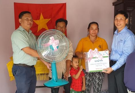 Syngenta Việt Nam trao tặng mái ấm tình thương cho nông dân nghèo tại Tây Ninh