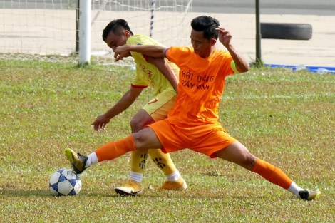 Lượt trận thứ 2, vòng loại Giải bóng đá vô địch các CLB tỉnh Tây Ninh–Cúp Hải Đăng lần thứ II năm 2021: Những CLB đầu tiên vào tứ kết