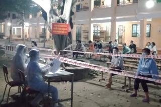 Huyện Dương Minh Châu: Tiếp nhận cách ly 71 công dân nhập cảnh