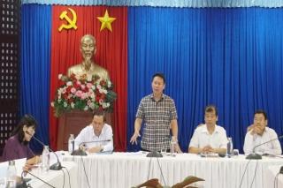 Ủy ban bầu cử tỉnh Tây Ninh họp phiên thứ nhất