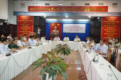 Triển khai công tác bầu cử đại biểu Quốc hội khóa XV và đại biểu HĐND các cấp, nhiệm kỳ 2021-2026