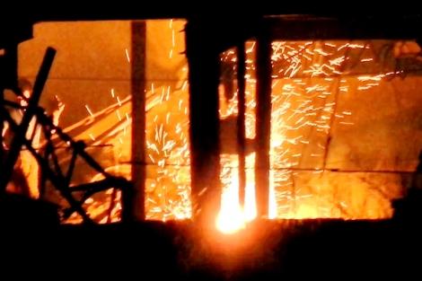 Xã Thạnh Đức, huyện Gò Dầu: Người dân lại bức xúc doanh nghiệp luyện sắt gây ô nhiễm môi trường