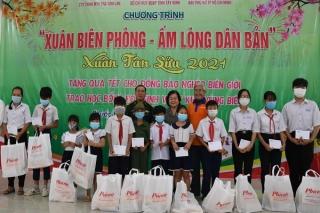 Xuân về trên xã mới Phước Bình-thị xã Trảng Bàng