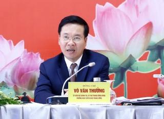 Các Văn kiện trình Đại hội XIII của Đảng được chuẩn bị rất công phu, bài bản