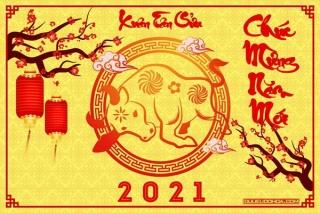 Chương trình họp mặt Hội đồng hương Tây Ninh tại TP.Hồ Chí Minh Xuân Tân Sửu 2021