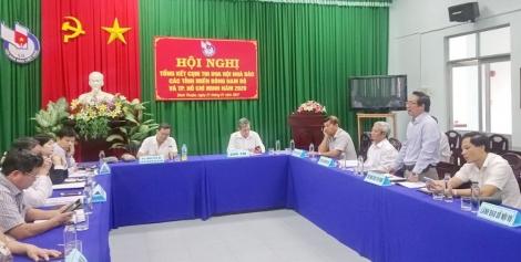 Tổng kết công tác Cụm thi đua các Hội Nhà báo miền Đông Nam bộ và TP.Hồ Chí Minh năm 2020