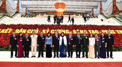 Nhân dân Tây Ninh tin tưởng và kỳ vọng vào sự thành công của Đại hội