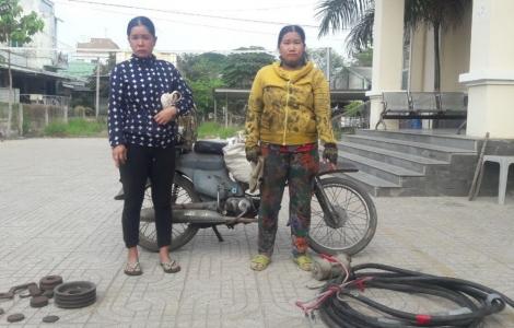 Công an TP.Tây Ninh: Tạm giữ hình sự 2 đối tượng trộm cắp tài sản