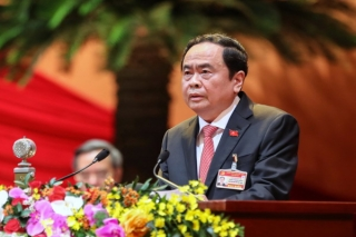 Toàn văn bài phát biểu của Chủ tịch Uỷ ban Trung ương MTTQ Việt Nam Trần Thanh Mẫn tại Đại hội