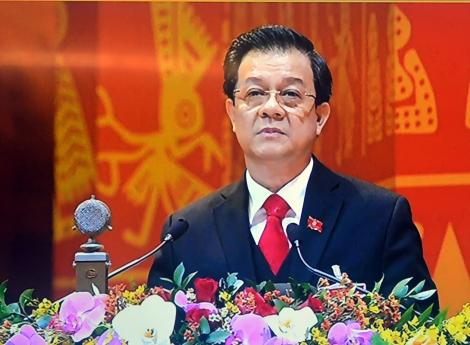 Tham luận của đồng chí Lê Hồng Quang - Uỷ viên Trung ương Đảng, Phó Chánh án Thường trực TAND Tối cao tại Đại hội