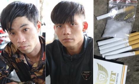 Công an Gò Dầu: Bắt 2 đối tượng mua bán trái phép chất ma túy