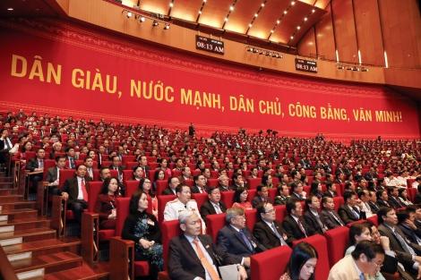 23 đại biểu phát biểu ý kiến thảo luận các văn kiện