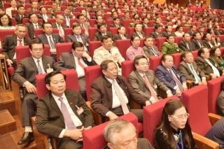 Ngày làm việc thứ tư Đại hội XIII của Đảng: Đại biểu tiếp tục thảo luận và nghe báo cáo về công tác nhân sự