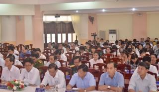 Triển khai quán triệt Nghị quyết Đại hội Đảng bộ thị xã Hòa Thành thứ XII