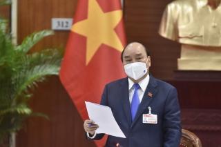 Thủ tướng Chính phủ họp khẩn về Coivd-19 tại nơi diễn ra Đại hội