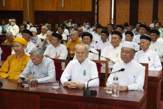 UB.MTTQ tỉnh: Hội nghị quán triệt, triển khai thực hiện nghị quyết và chương trình hành động của Tỉnh ủy nhiệm kỳ 2020-2025