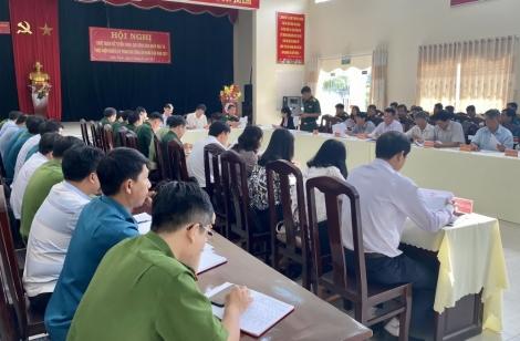 Châu Thành: Chốt quân số tuyển chọn, gọi công dân nhập năm 2021