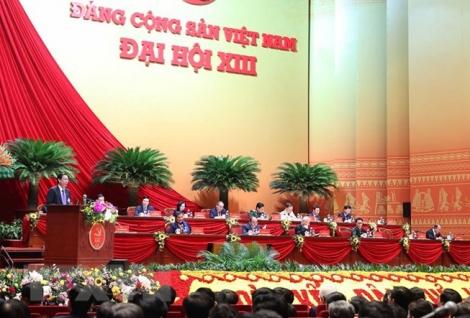 Đại hội XIII bước vào ngày làm việc thứ hai về công tác bầu cử
