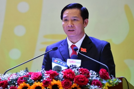 Bí thư Tỉnh uỷ Tây Ninh được bầu làm Uỷ viên chính thức BCH Trung ương Đảng khóa XIII