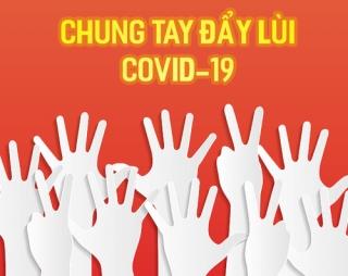 UBND tỉnh chỉ đạo triển khai kết luận của Thủ tướng Chính phủ về phòng, chống dịch COVID-19.