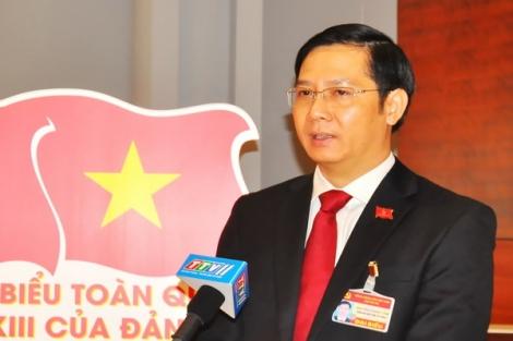 Bí thư Tỉnh uỷ Nguyễn Thành Tâm: Sớm xây dựng Chương trình hành động thực hiện Nghị quyết Đại hội lần thứ XIII của Đảng