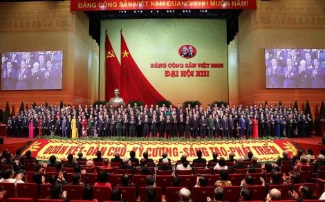 Đồng chí Nguyễn Phú Trọng tái đắc cử Tổng Bí thư Ban Chấp hành Trung ương Đảng khoá XIII