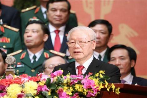 Toàn văn phát biểu của Tổng Bí thư, Chủ tịch nước tại phiên bế mạc Đại hội Đảng