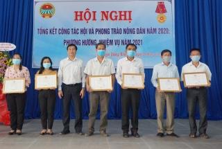 Đổi mới, nâng cao chất lượng hoạt động Hội Nông dân