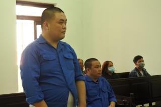 Lãnh án 8 năm tù vì tội mua bán ma túy