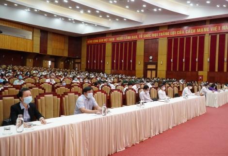 Thông báo nhanh kết quả Đại hội lần thứ XIII của Đảng