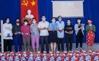 Trao quà Tết cho hộ nghèo, hội viên cựu chiến binh khó khăn tại Tân Biên và Tân Châu