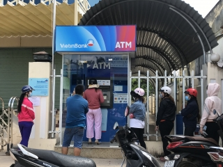 Huyện Dương Minh Châu: Cần lắp đặt thêm các cây ATM