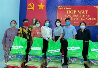 Công ty TNHH Tân Nhiên:Đẩy mạnh công tác thiện nguyện, giúp đỡ người nghèo nhân dịp Tết Nguyên đán 2021