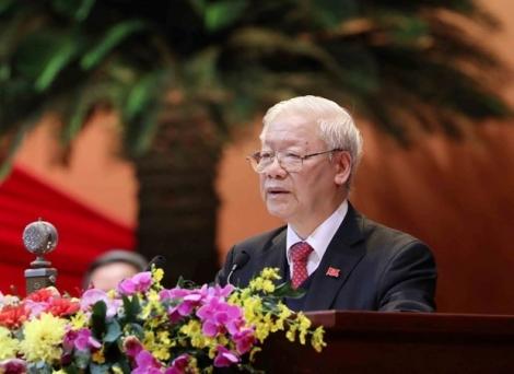 Lãnh đạo các nước, đảng, bạn bè quốc tế chúc mừng ông Nguyễn Phú Trọng