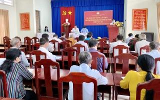 Châu Thành, Gò Dầu: Hội nghị hiệp thương bầu cử đại biểu HĐND huyện, nhiệm kỳ 2021 – 2026